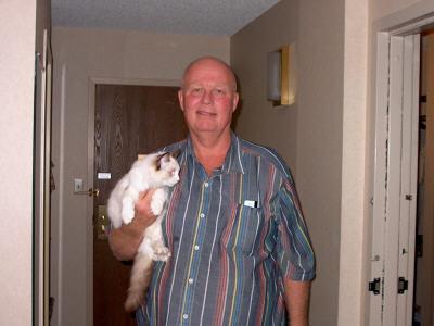 Denver sierpień 2002r. Dave Chambers hodowla RAGNAROK