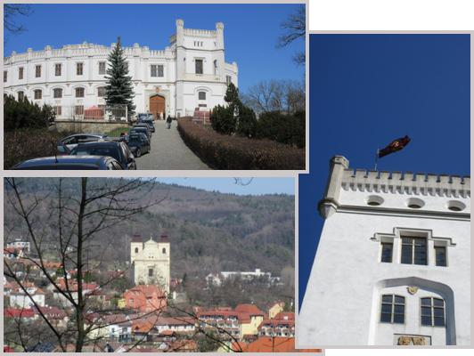 zamek Bojkowice